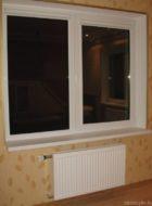 Установка радиатора Керми в частном доме