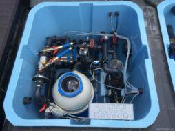Монтаж оборудования бассейна