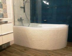 Ванна 150х100 в частном доме
