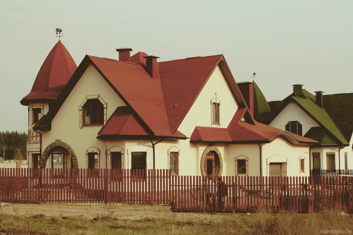 Дом Боровляны Лесная