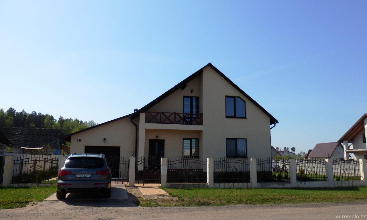 Жилой дом в п.Пекалин по ул.Нагорная