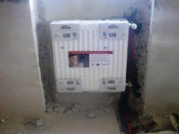 Монтаж радиатора в квартире