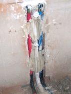 Монтаж воды и канализации
