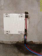 Радиатор с боковым подключением