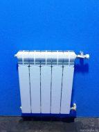 Алюминиевый Радиатор в кладовой