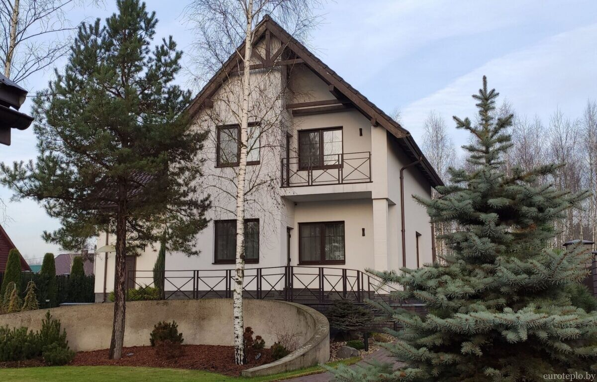 Жилой дом аг Колодищи по ул.Короткевича